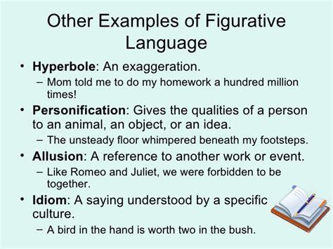 exles of figurative language alisen berde