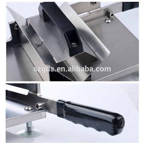 manual mutton meat food cheese slicer mini meat slicer for