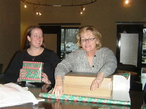 wrapping for th arcadia home care and
