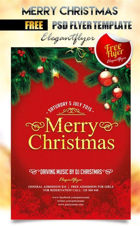 christmas party flyer templates stockvaultnet blog