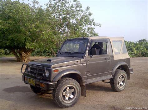 suzuki jeep 1990 selling suzuki jeep sj410 1990 111646