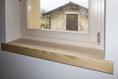 davanzali interni in legno davanzali in legno 28 images soglie in pietra per