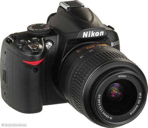 Pasaran Kamera Dslr Nikon D3000 nikon d3000