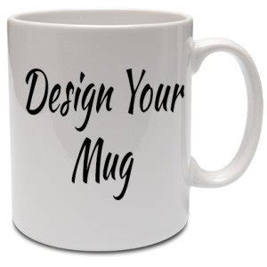 Design A Mug Big W | amazon com 16 oz large coffee mug or tea cup glossy