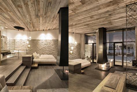 Austrian Interior Design by Wiesergut Hotel By Gogl Partners Architekten