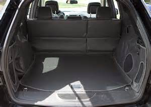 Cargo Liners For Jeep Grand 2014 Jeep Grand Cargo Liner Trunk Liner Carid