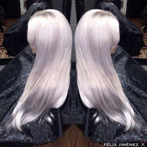 kenra silver metallic hair color amazing silver white elsa frozen kenra color