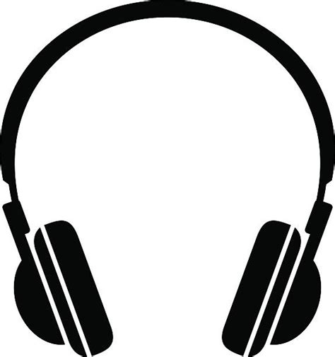 headphone clipart headphones clip vector images illustrations istock