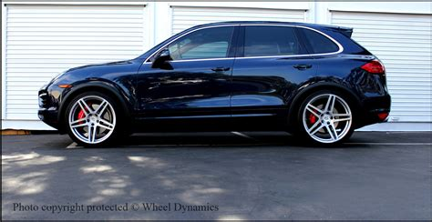 porsche releases cayenne four wheel drive technical new r 55 wheels for the cayenne in 22 quot photos pelican