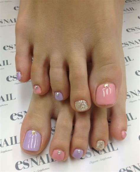 what color toes are in this spring 10 spring toe nail art designs ideas trends stickers