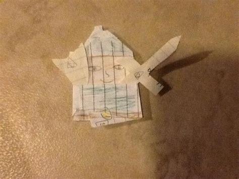 Origami Legend - origami link origami yoda