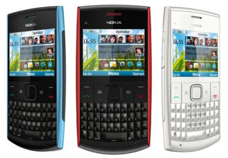 free themes for nokia x2 01 qwerty nokia x2 01 launched with qwerty keyboard ubergizmo