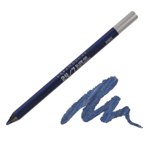 Eyeliner Pencil Decay decay 24 7 glide on eye pencil binge 1 2g free shipping lookfantastic