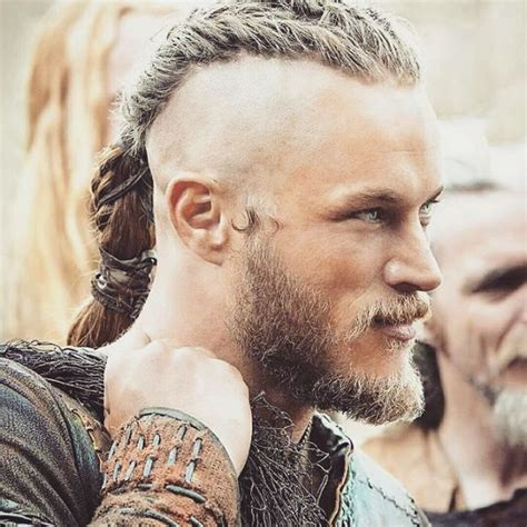 norse male hair styles 55 funky men s hairstyles for long hair manly and modern