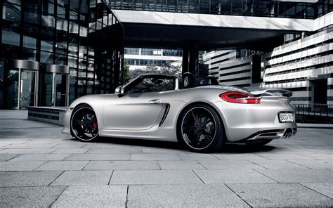 porsche gray porsche boxster grey wallpaper hd desktop wallpapers 4k hd