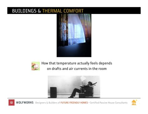 thermal comfort air thermal comfort