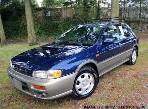 2000 subaru impreza outback 2000 subaru impreza outback sport photo page