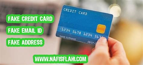 how to make a counterfeit credit card how to generate address credit card number