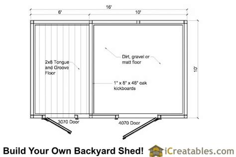 Tack Shed Plans by Tack Shed Plans