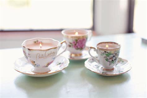 Sumbu Lilin Diy Candle diy vintage teacup candles erica events
