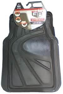 Kraco Floor Mats Canada Kraco 4 Pc Floor Armour Rubber Universal Mats For Suvs