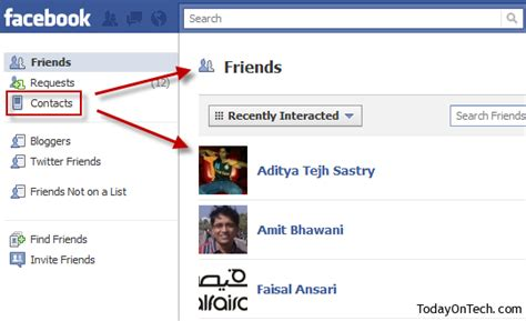 Find On Fb By Phone Number How To Find Phone Number Of Friends On Gadgets