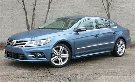 Vw Cc Review 2015 by Test Drive 2016 Volkswagen Cc 2 0t R Line The Daily