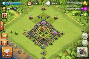 coc strong base structures for lvl6 townhall clash of clans tips town hall level 6 layouts