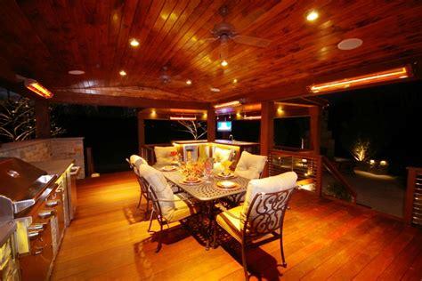 Outdoor Roof Lights Landscape Design Landscape Contractors Elaoutdoorliving