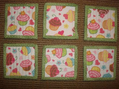 Quilted Coaster Pattern by Free Pattern Friday Is All About Treating Yourself This
