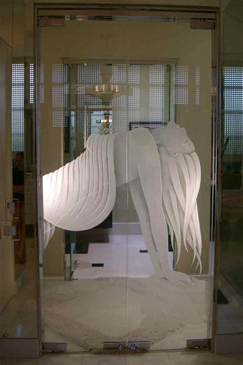 Interior All Glass Doors Sans Soucie Art Glass All Glass Doors Interior