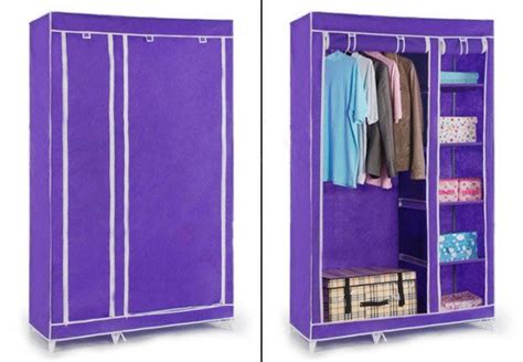 Foldable Wardrobe by 5 Reasons Why You Need A Foldable Wardrobe Best Travel