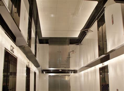 drop ceiling glassless mirror panels
