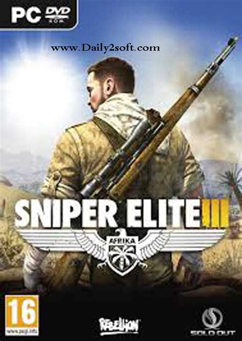 Sniper Games Full Version Free Download | sniper elite 3 pc game crack full version free download here