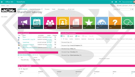 sharepoint landing page templates overview of the new sharepoint modern team pages