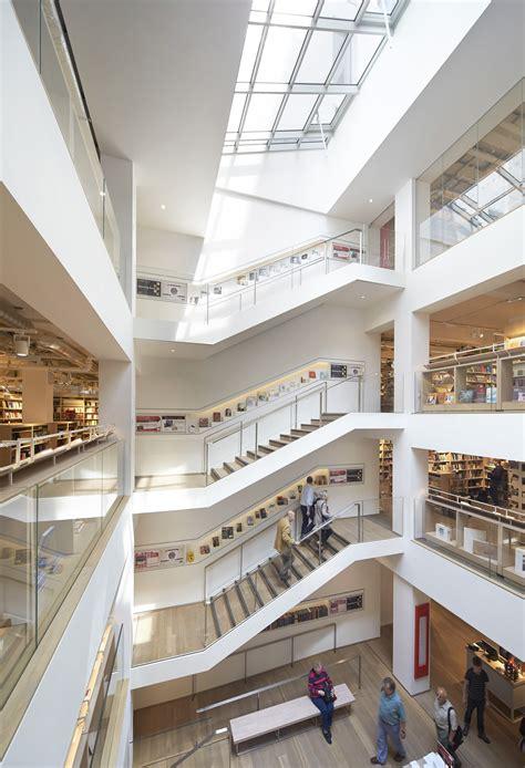 foyle s a bookshop a landmark and a legacy meet the architect