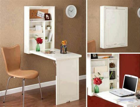 desks in small spaces klapptisch f 252 r wand praktische ideen f 252 r kleine r 228 ume
