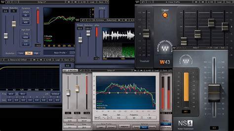 best noise reduction plugin noise reduction plugins waves
