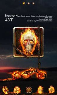 bike themes download for mobile download skull fire bike for android theme htc theme