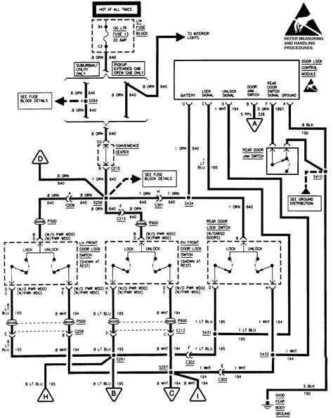 chevy  fuel pump wiring wiring diagram