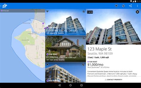 zillow google zillow rentals houses apts android apps on google play