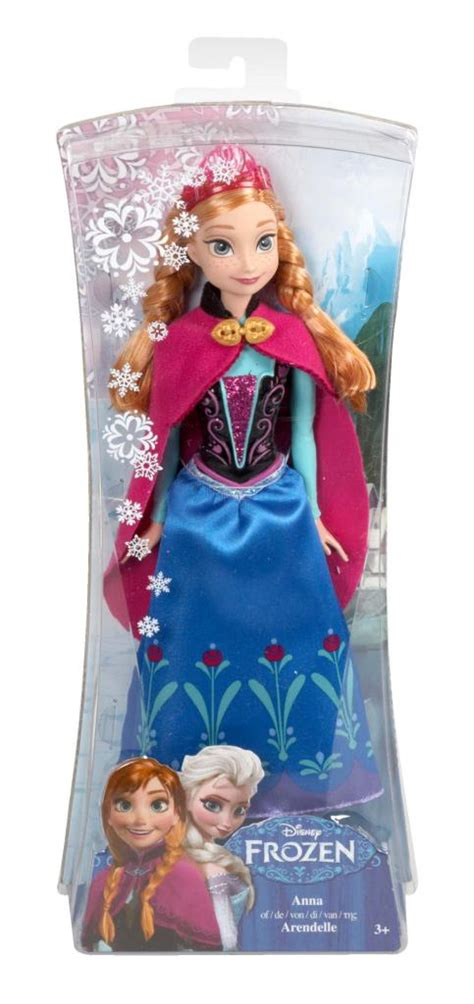 black frozen doll disney frozen sparkle of arendelle doll dolls