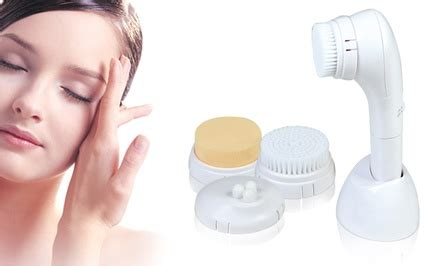 Me Detox Spa Groupon by Sonic Cleanse Brush Groupon Goods