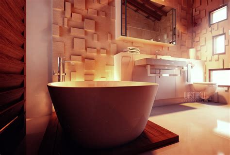 bathroom wall treatment ideas contemporary bathroom textured wall treatment interior