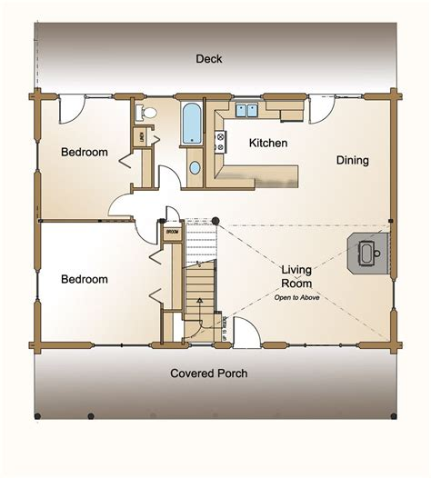 open space floor plans needs a master bath but small cute open concept kitchen
