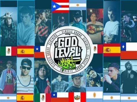 participantes de god level 2018. youtube