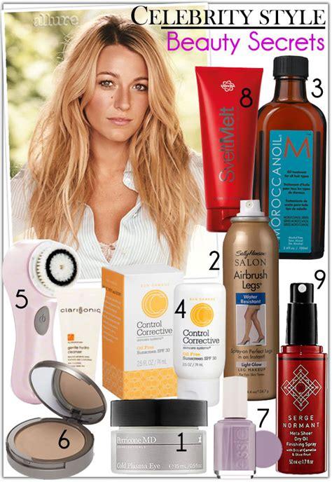 celeb skin care secrets spring 2013 beauty trends archives celebrity style guide