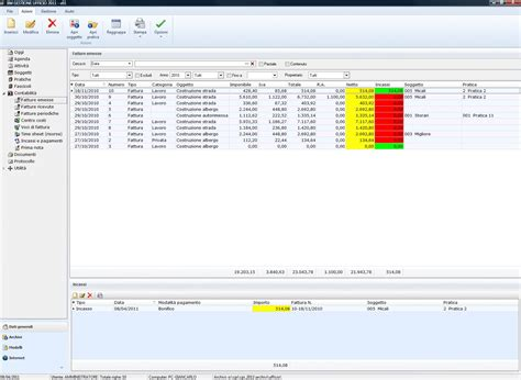 software gestione ufficio gestione ufficio di namirial lo studio tecnico mai cos 236