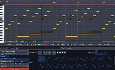 pattern generator noise tracktion waveform ultimate 製品レビュー tracktionから進化を遂げたマルチ