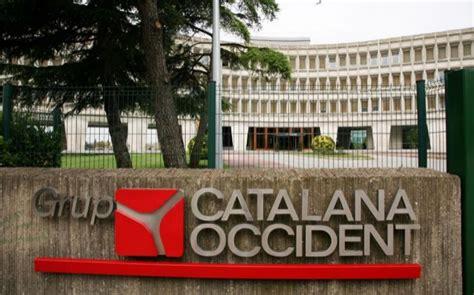 oficinas de catalana occidente catalana occidente cambia su sede de barcelona a madrid